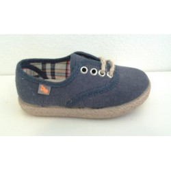 Zapato casual yute