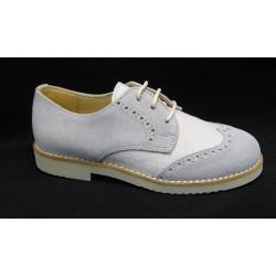 Zapato Niño Gris